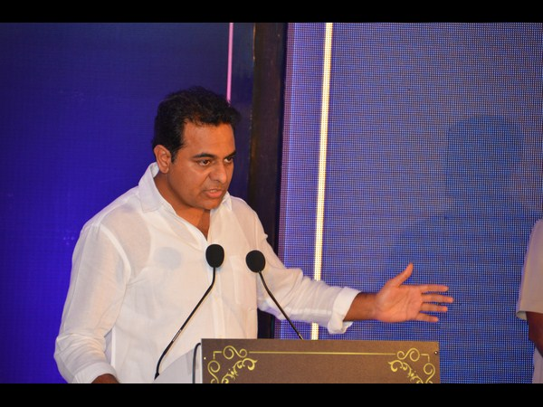 Minister KTR rains sops on Tollywood
