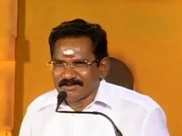 Crude bomb hurled at TN minister Sellur Raju's office
