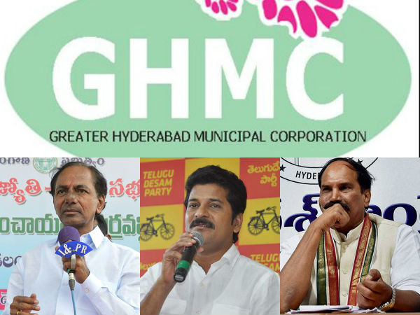 Greater Hyderabad Elections, target Seemandhra voters