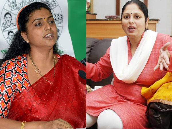 Jayasudha into Telugudesam, No counter to Roja