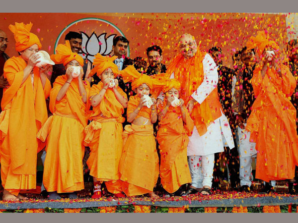 Amit Shah Confirmed As Bjp President And He Has His Task Cut Out