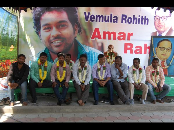 Vemula Rohith suicide: HC stays arrest of 2 scholars for abetting suicide