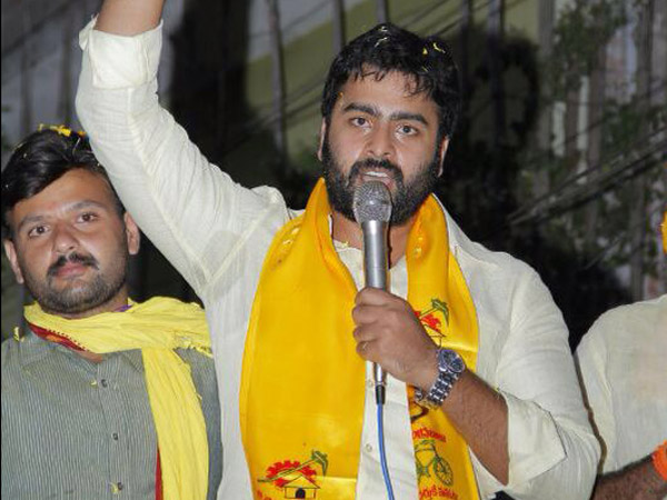 Nara Rohit response on sai krishna over Illegal money collections