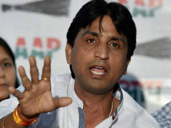 Party Moves? AAP Leader Kumar Vishwas' Birthday Brings Talk Of BJP Move