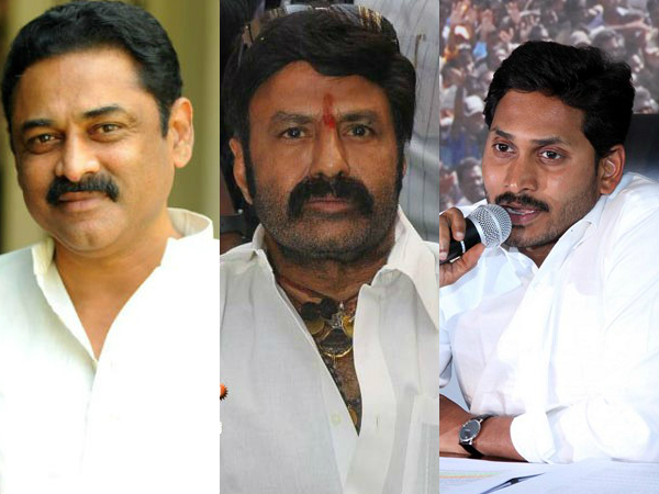Balakrishna behind Bhuma Nagi Reddy joining in TDP