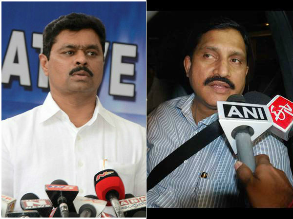 Sujana 'operation Akarsh' on to Mysoora Reddy, CM Ramesh unhappy