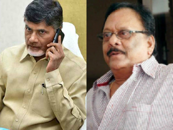 Is BJP unhappy with Telugudesam?