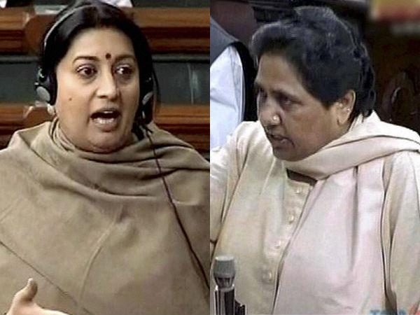 రోహిత్: స్మృతిXమాయా, 'అఫ్జల్ ఉగ్రవాదా కాదా సోనియా చెప్పాలి'
