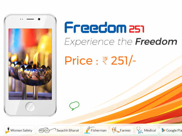 Freedom 251 Maker Says Pre-Booking Money to Be Refunded This Week