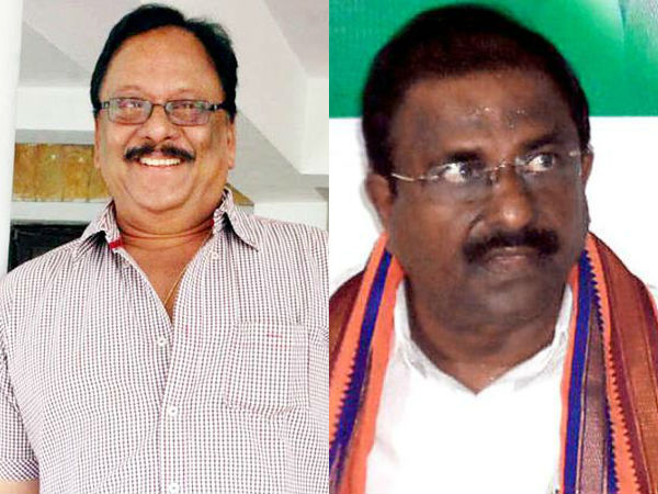 Krishnam Raju talks about Centre funds to AP, Somu Veerraju questions AP Government