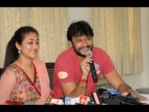 Police summon Darshan to question him for 'harassing' wife