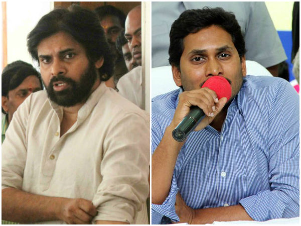 Image result for jagan always talking elections because of pawan kalyan