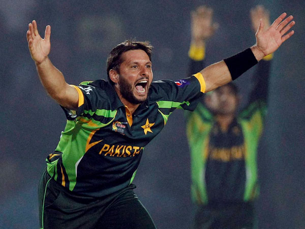 Shahid Afridi in another controversy with 'lot of people are here from Kashmir' comment