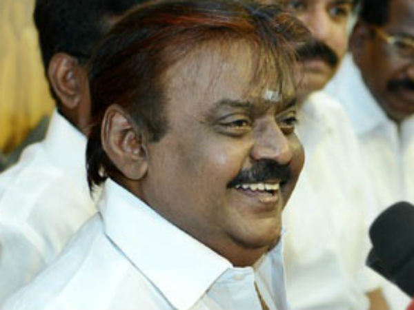 BJP ready to project Vijayakanth as Tamil Nadu CM, says Javadekar