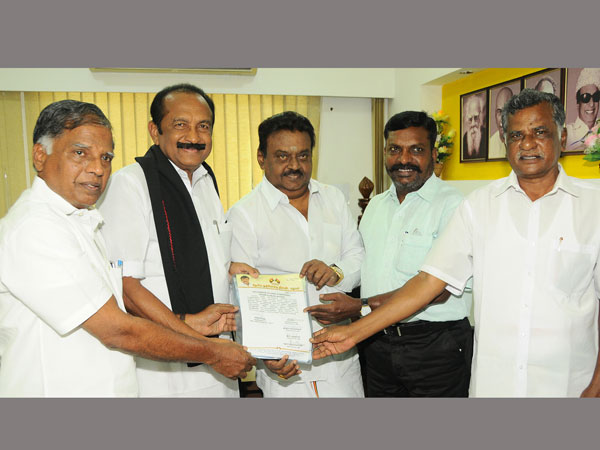 Tamil Nadu election: DMDK clinches deal with PWF, Vijayakanth to be CM candidate