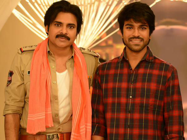 Ram Charan Tej interesting comments on supporting Pawan Kalyan