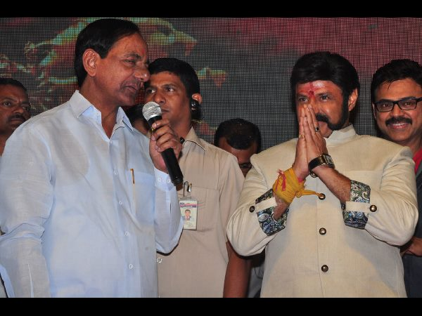 NTR Ghat issue: KCR counter to TTDP before Balakrishna