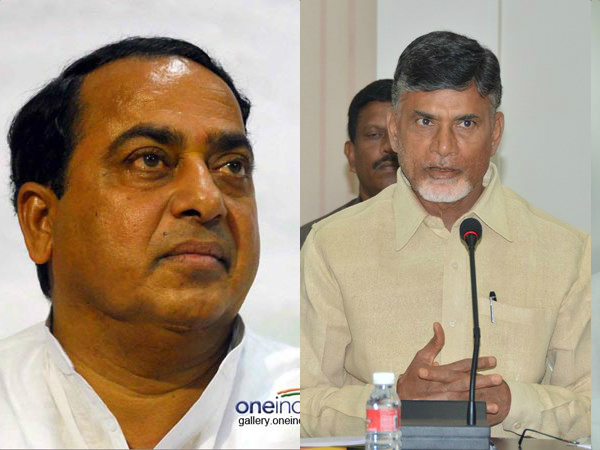 Chandrababu and Indrakaran respond on CJ TS Thakur breaks down