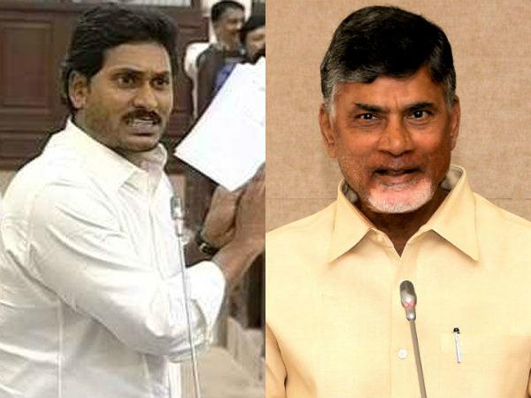 Chandrababu Upper Hand On Ys Jagan Over Roja Issue
