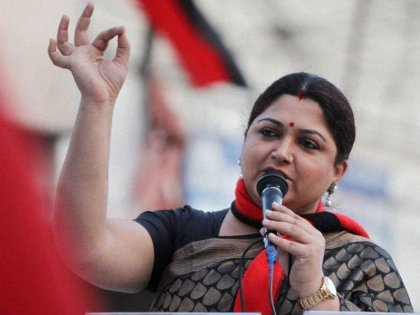 Khushboo may not get Congress ticket