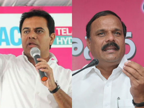 Ktr Look Like As Leopard Says Mlc Karne Prabhakar