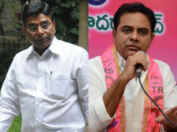 Nama challanges Tummala, KTR says new meaning of TRS