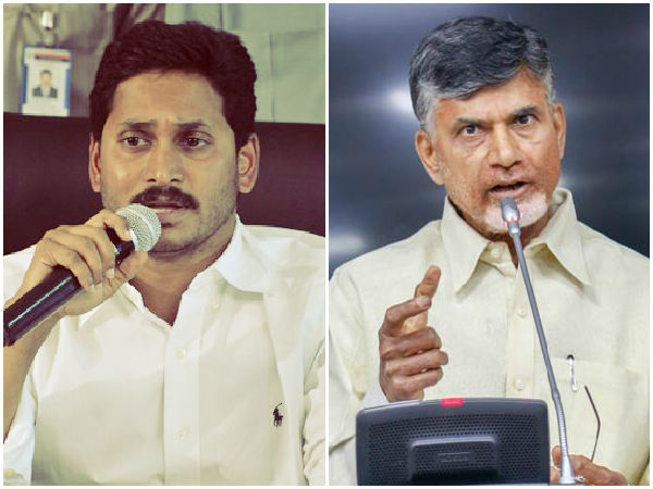 tdp mind game on jagan..