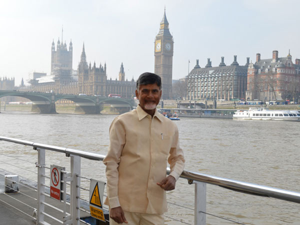central govt doubt over chandrababu foreign tours