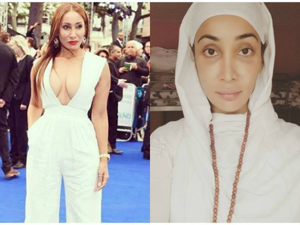 Remember Bigg Boss contestant Sofia Hayat? She's now a nun