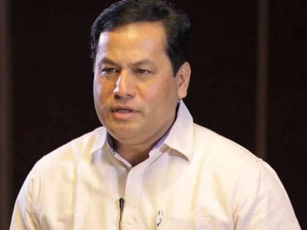 Sonowal sworn in as Assam CM: BJP knocks on the doors of the northeast