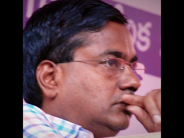China Veerabhadrudu Feelings While Moving Vijayawada From Hy