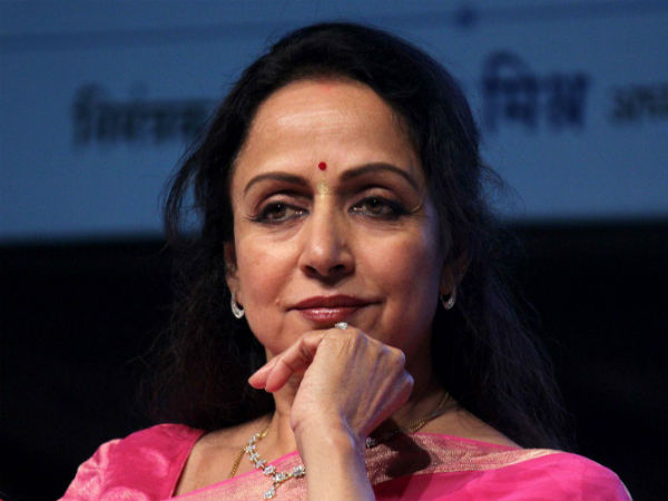 While Mathura Is Burning Local Mp Hema Malini Was Busy Tweeting