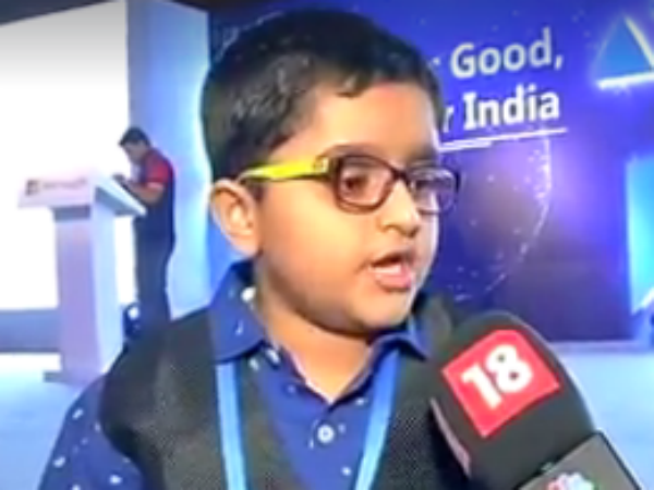 Year Old Developer Wows Satya Nadella With His Gameon His