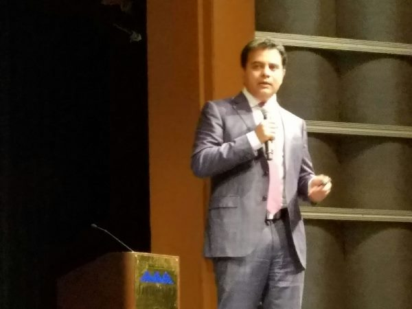 Ktr Impresses Silicon Valley Leaders At Tie Event