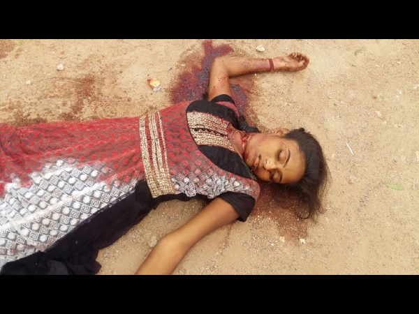 Boy killed a girl in bhainsa adilabad district