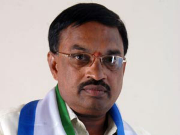 MLC Adireddy Apparao comments on Ysrcp