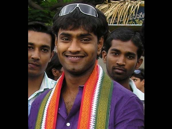 PJR's son Vishnuvardhan Reddy may join in TRS