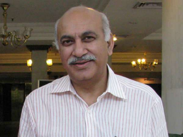 MJ Akbar's journey from a Congress MP to being appointed as Modi's minister