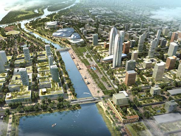 'Need 15 years to build Amaravati phase 1'