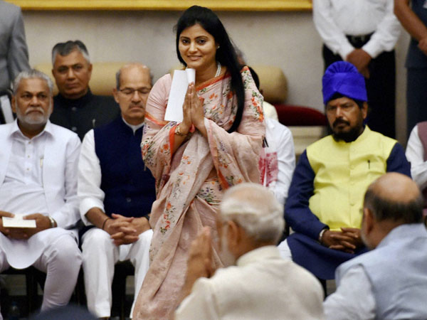 Newly inducted minister Anupriya Patel lodges complaint on fake twitter handles