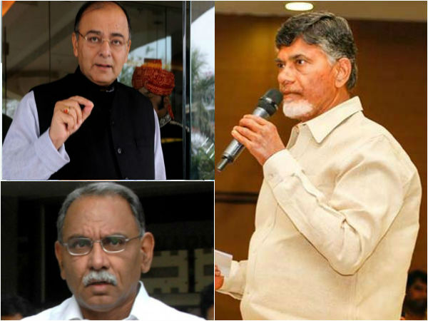 Special Status to AP: Will BJP corner TDP and Congress?