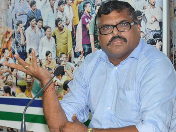 Botsa firing comments on TDP govt over private bill issue