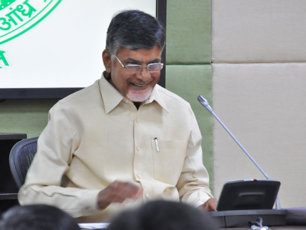 Chandrababu strategy on relation with BJP