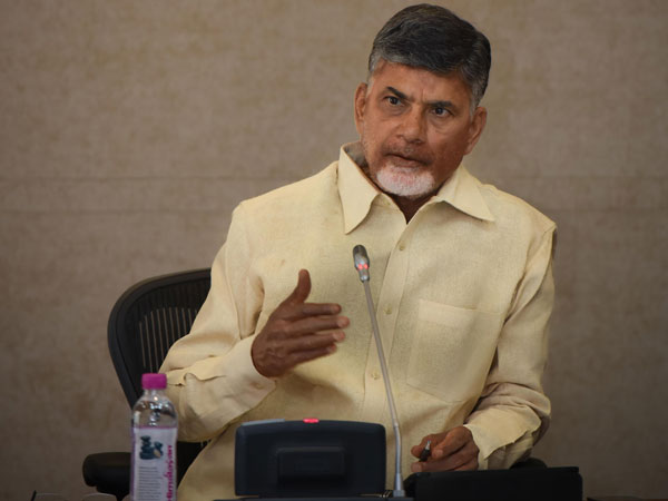 Chandrababu says he will not compromise on issues
