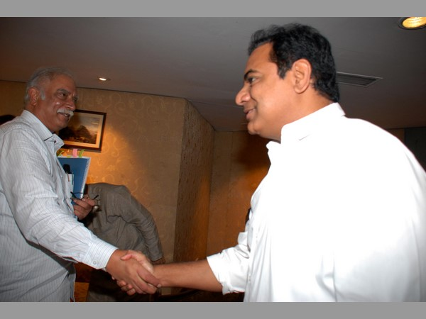 KTR met Civil aviation minister ashok gajapathi raju in new delhi