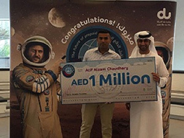 Pakistani electrician turn millionaire overnight in Dubai