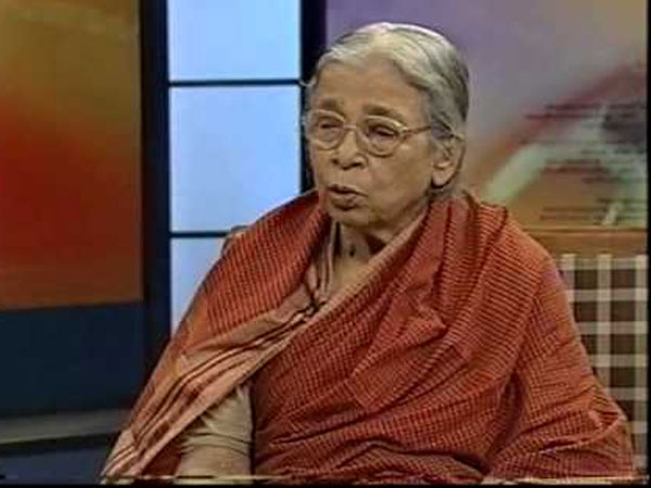 Eminent writer Mahasweta Devi dies at 90 in Kolkata