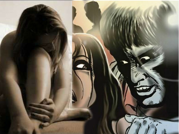 A girl allegedly gangraped in Chittoor