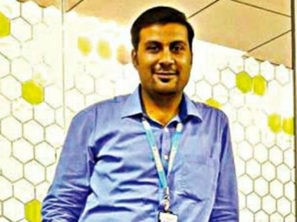 Techie commits suicide by jumping from eighth floor of office building