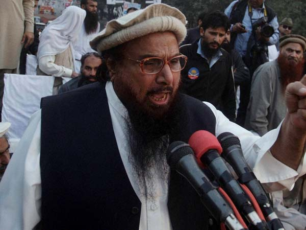 Protests in the Valley after Wanis death were fuelled by LeT, says Hafiz Saeed